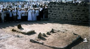Al-Baqi' After being demolished.jpg